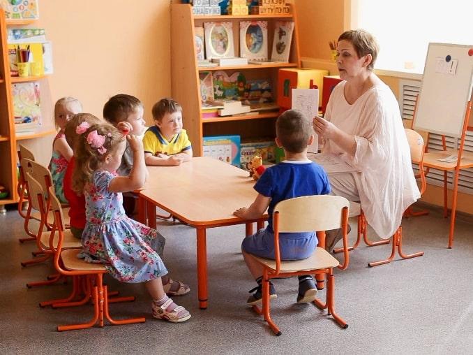 детская психология в детском саду
